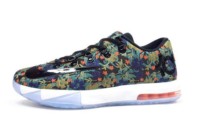Nike Kd Vi Ext Qs Floral 3