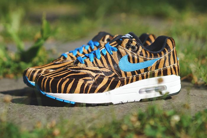 Nike Atmos Air Max 1 Tiger Left
