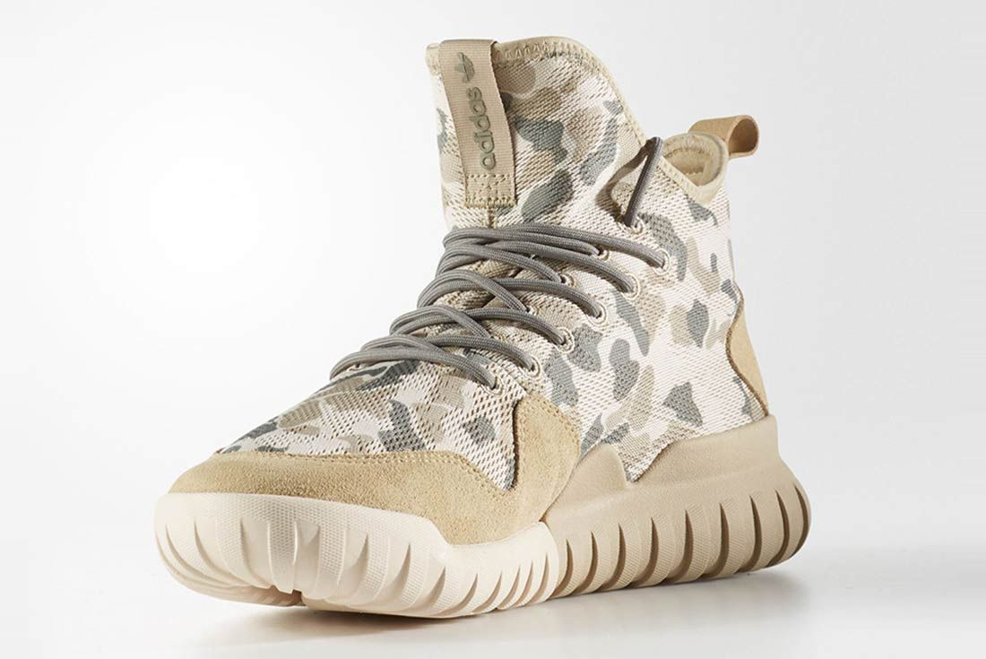 Adidas Tubular X Uncaged Camo Pack 2