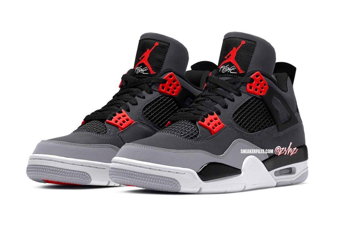 Air Jordan 4 Infrared
