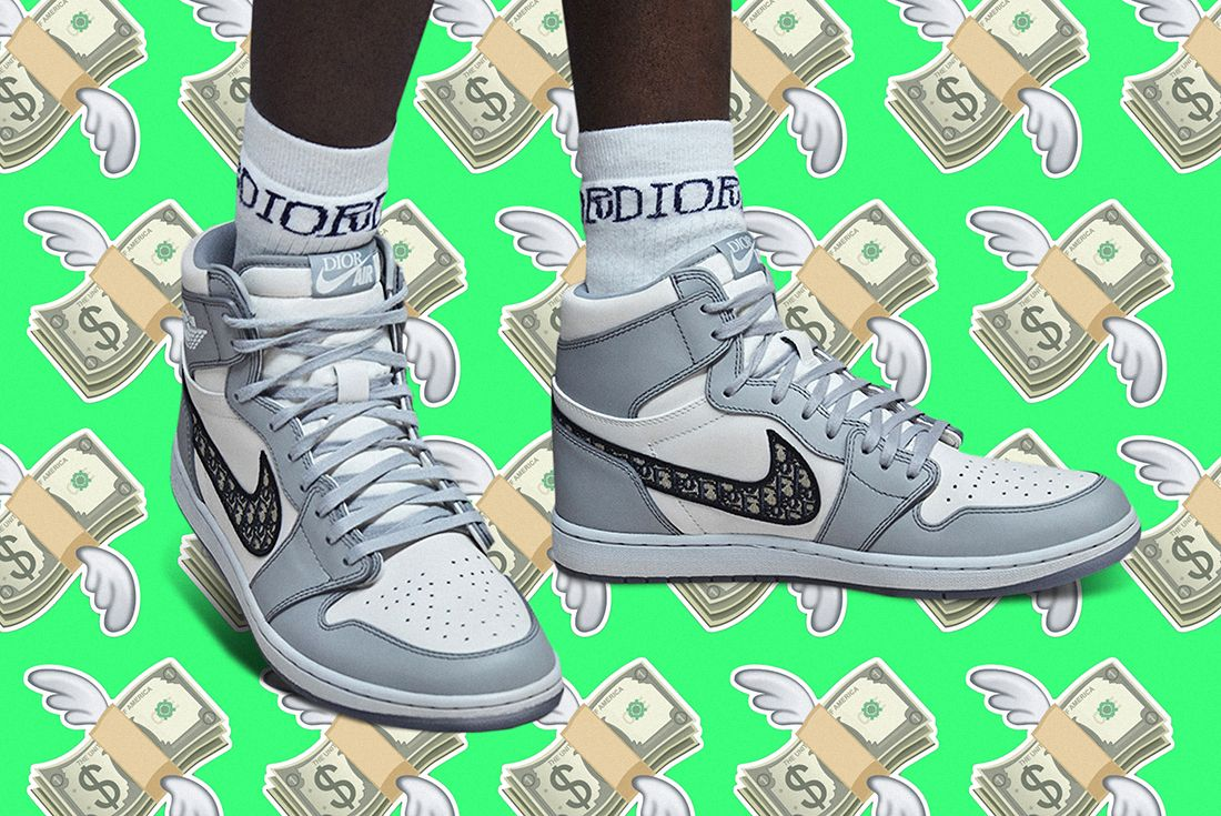The Most Valuable Sneakers of 2020