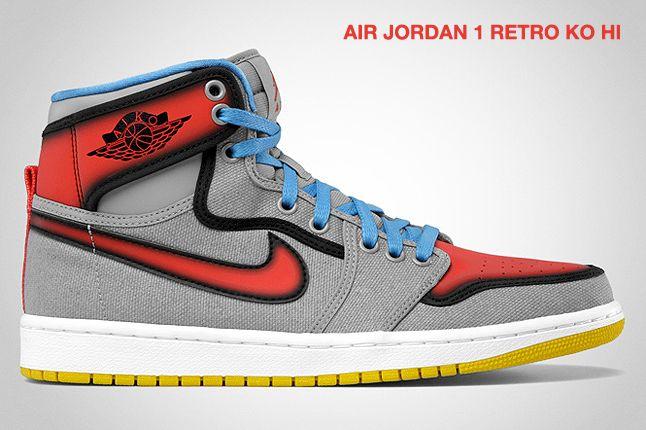 Jordan Brand July 2012 Preview Jordan 1 Retro Ko Hi 1