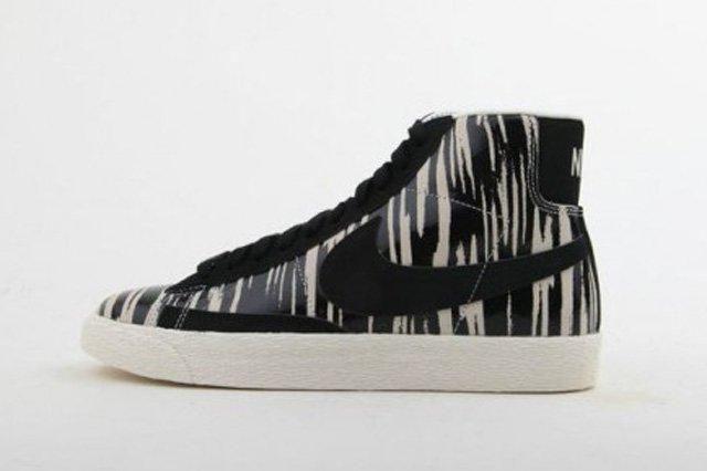Nike Blazer Mid Zebra 2