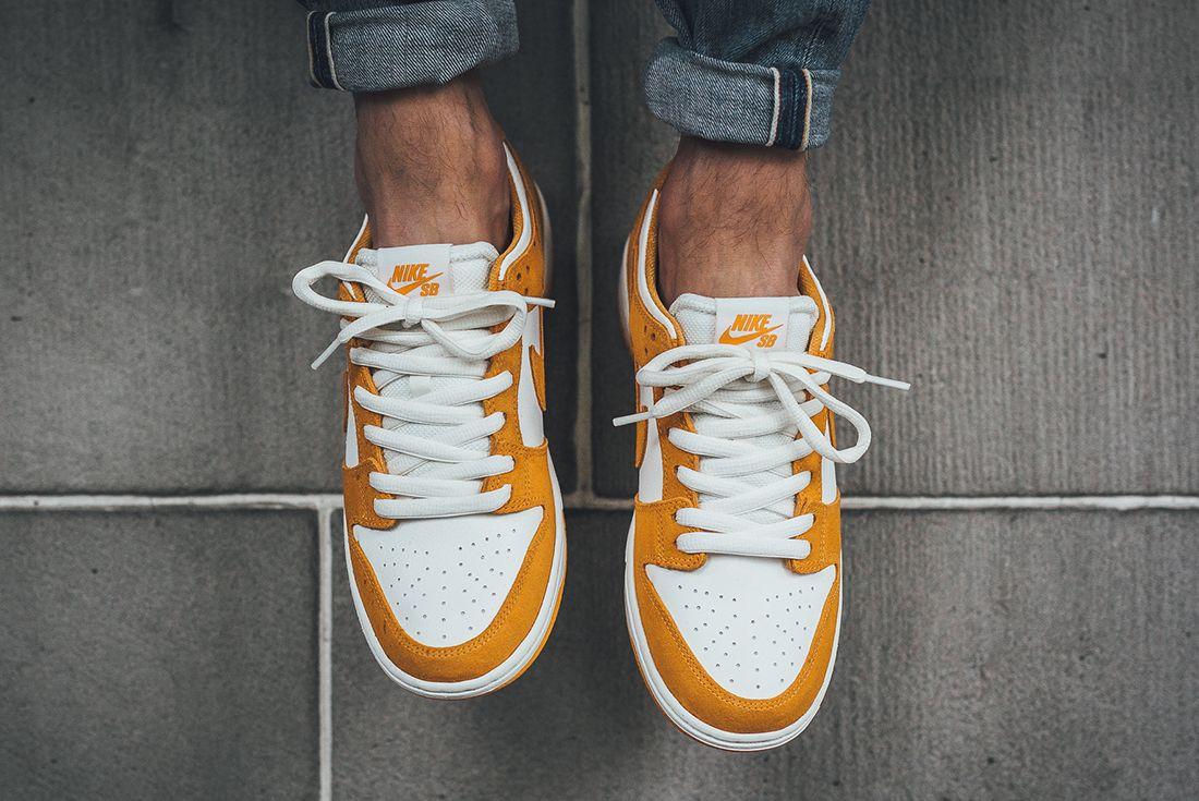 Nike Sb Dunk Low Circuit Orange 3 1