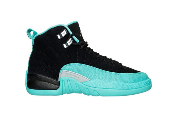 Air Jordan 12 Gs Hyper Jade 1