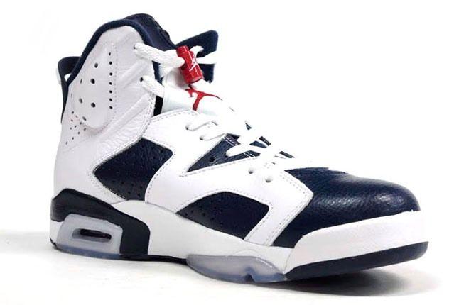 Air Jordan 6 Olympic 10 1