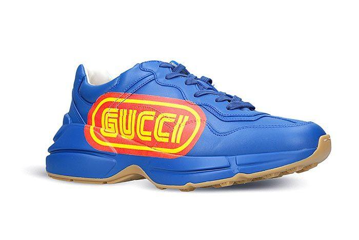 Gucci Rhyton Blue Sega 1