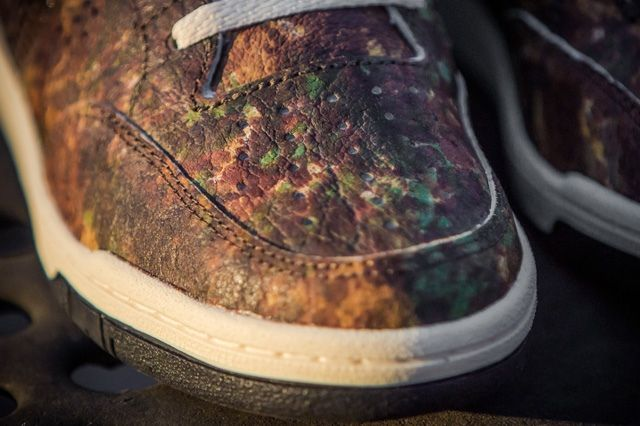 Packer Shoes Saucony Hangtime Woodland Snake 3