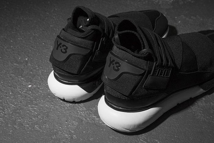 Og Adidas Y3 Qasa Black 2