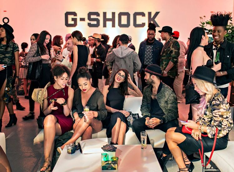 G Shock Camo Ball 4