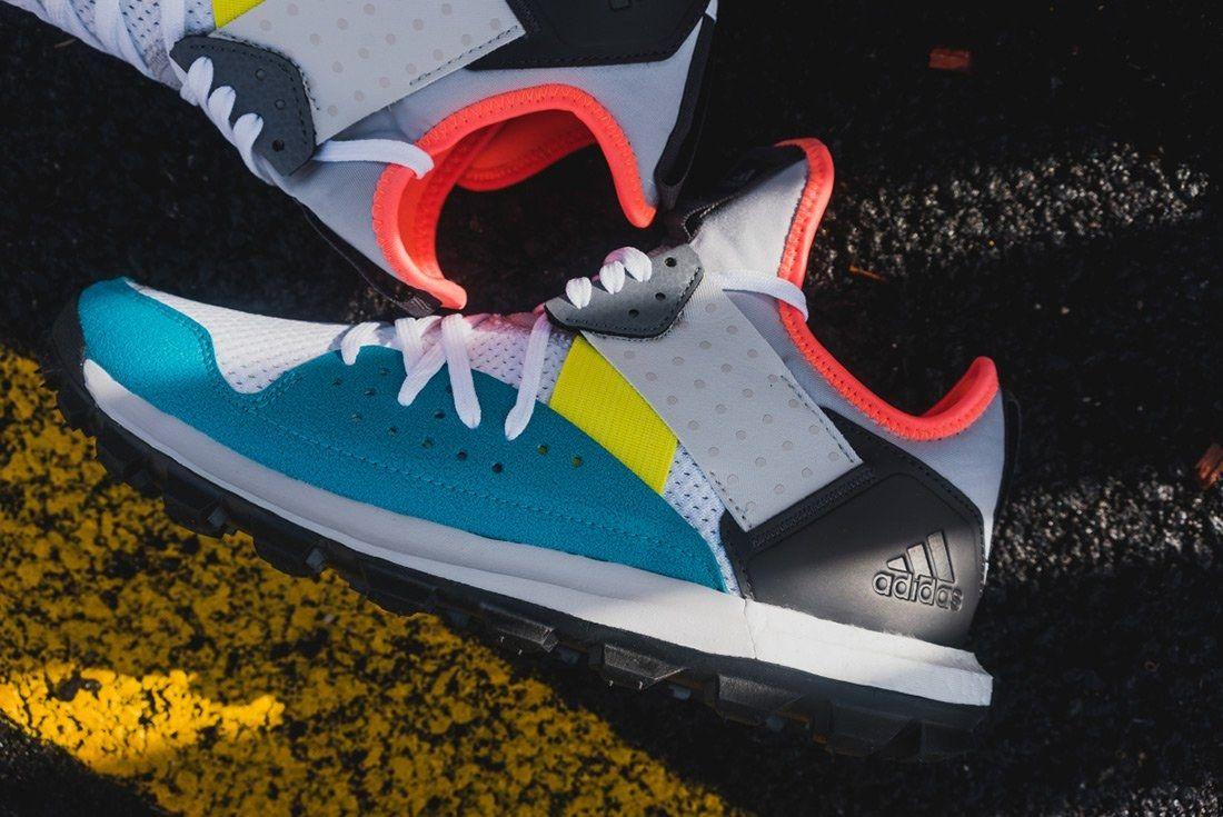 Kolor X Adidas Ss17 Response Tr Pack3