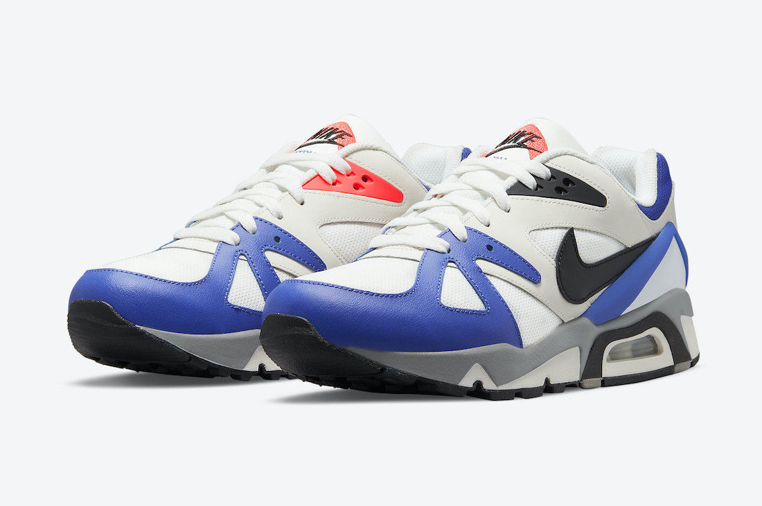 Nike Air Structure Triax 91 Persian Violet DC2548-100