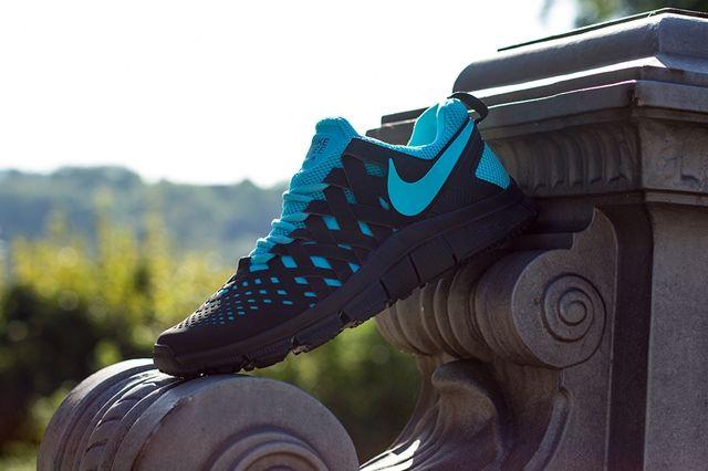 Nike Free Trainer 5 Blue Black Marble