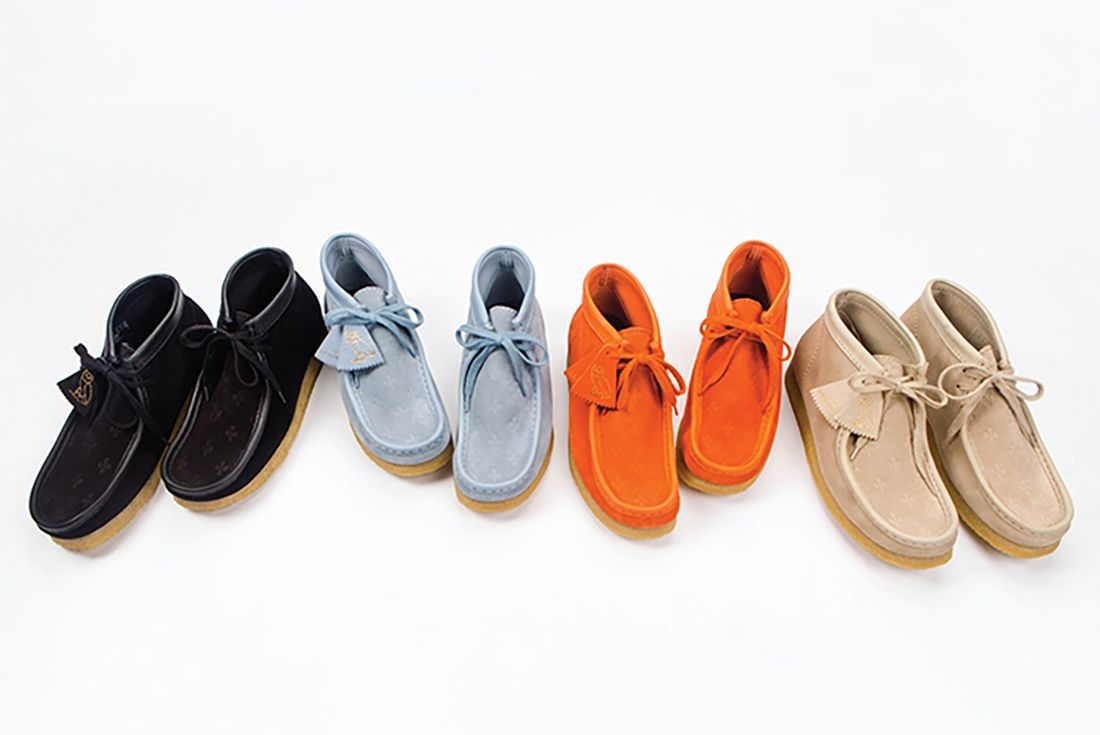 7 Ovo Clarks Wallabees 8