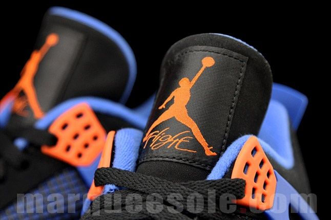Air Jordan 4 New York Knicks 6 1