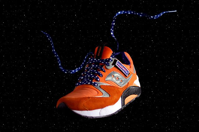 Extra Butter X Saucony Grid 9000 Aces 25