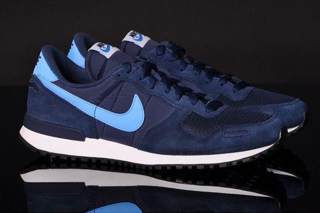 Nike Air Vortex Mid Navy University Blue Pair 1