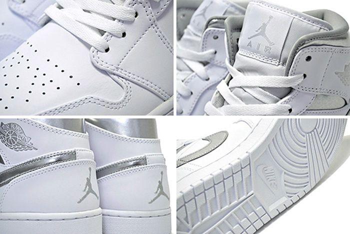 Air Jordan 1 Mid Pure Money4