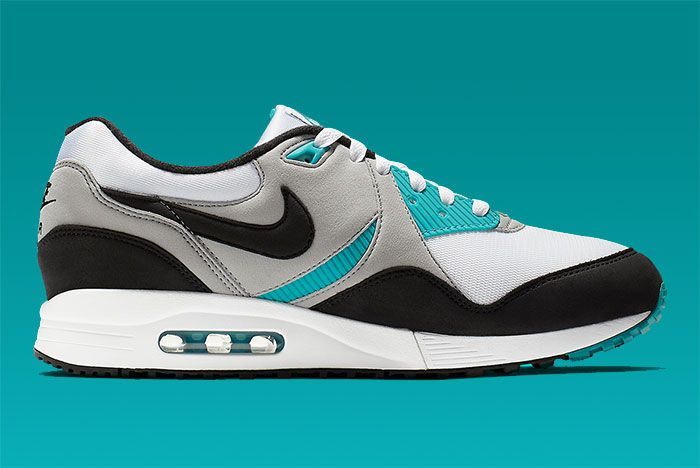 Nike Air Max Light Teal Right Shot