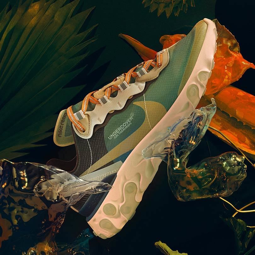 Undercover Nike React 87 Release 3