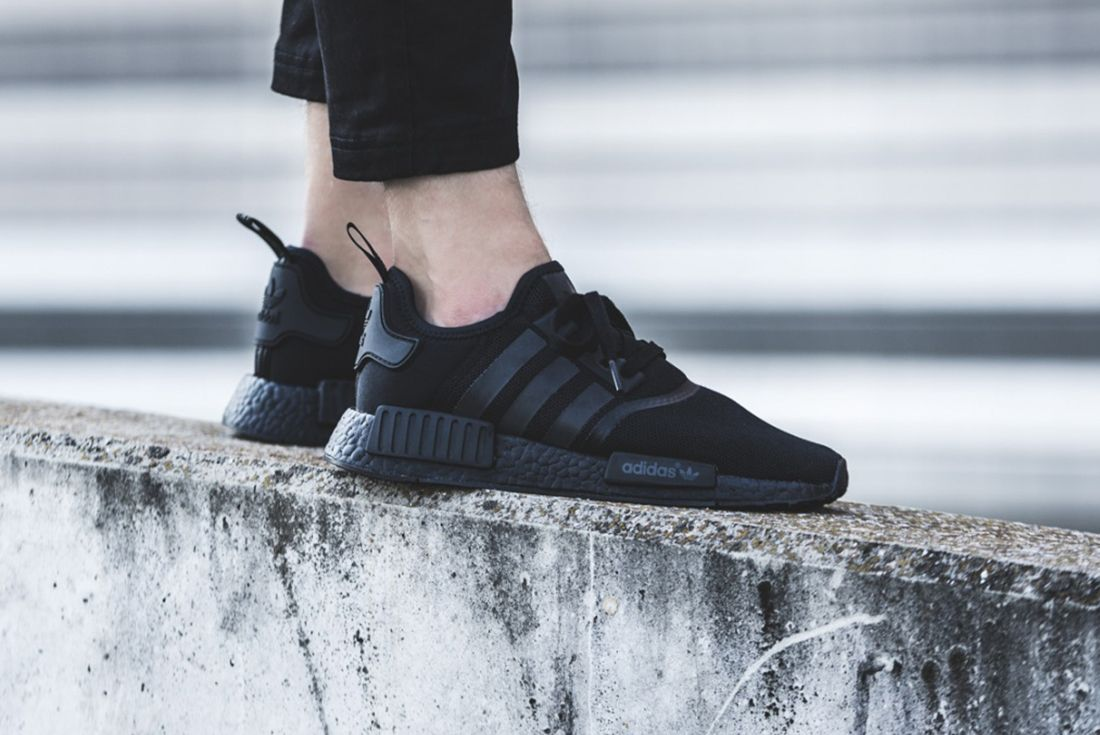 Adidas Nmd R1 Color Boost – Core Black12