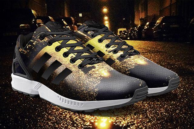 Zx Flux Set To Hit Mi Adidas With Photo Print Option 8