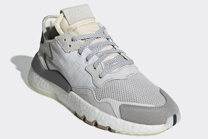 Adidas Nite Jogger Footwear White 2