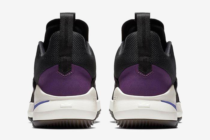 Nike Lebron Ambassador 11 Galaxy 5