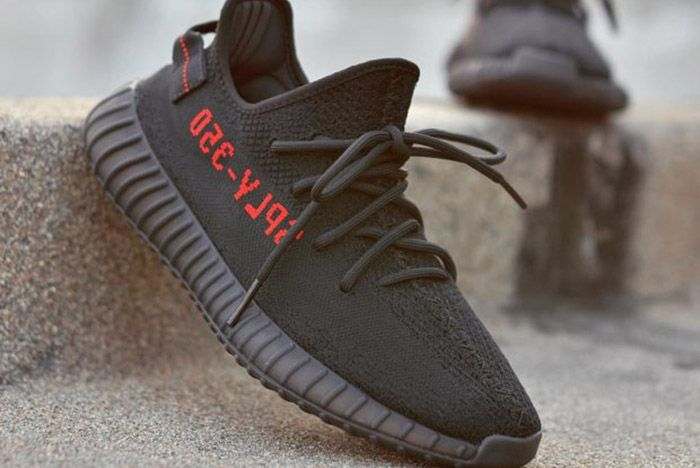 Adidas Yeezy Boost 350 V2 Black 1