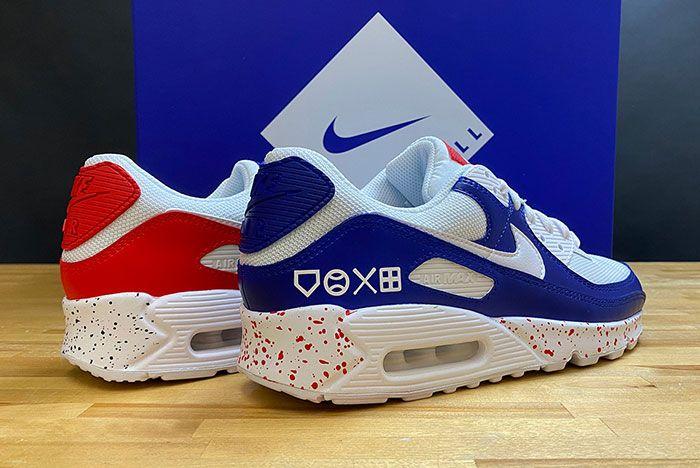 Mlb The Show Nike Air Max 90 Heel