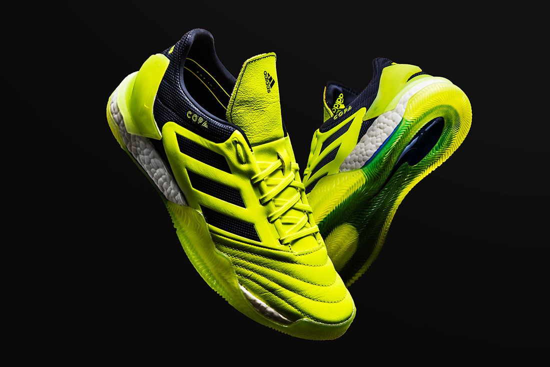 """Adidas X The Shoe Surgeon """" Electricity"""" Copa Rose 2 0 1"""