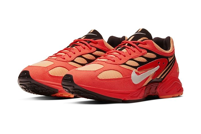 Nike Air Ghost Racer Nyc New York City Marathon Big Apple Red Release Date Pair