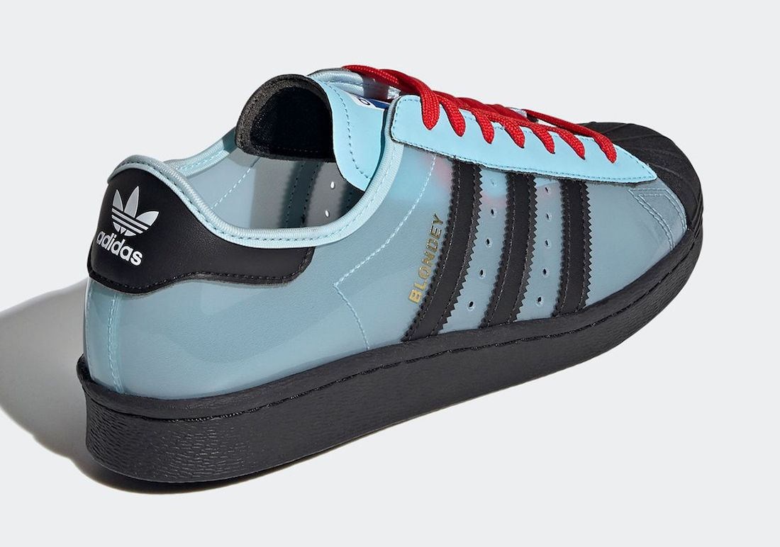 Blondey McCoy x adidas Superstar 'Starlight Blue'