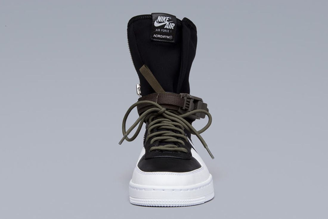 Acronym X Nike Air Force 1 Downtown22