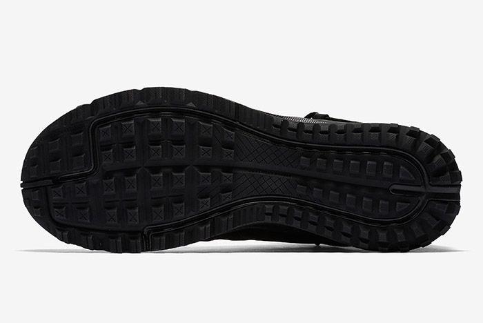 Nike Zoom Terra Sertig Boot Triple Black 1