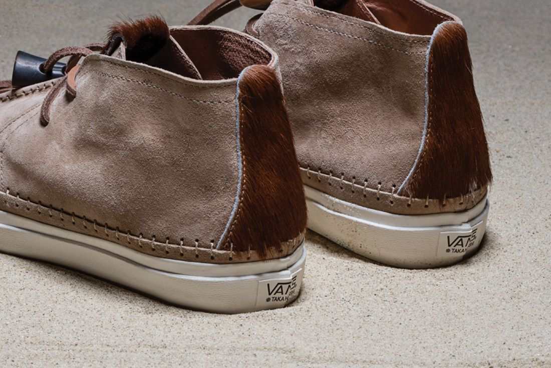 Taka Hayashi X Vault By Vans 15Th Collection 20