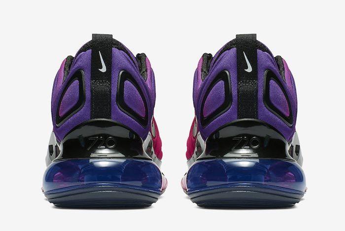 Nike Air Max 720 Sunset Heels
