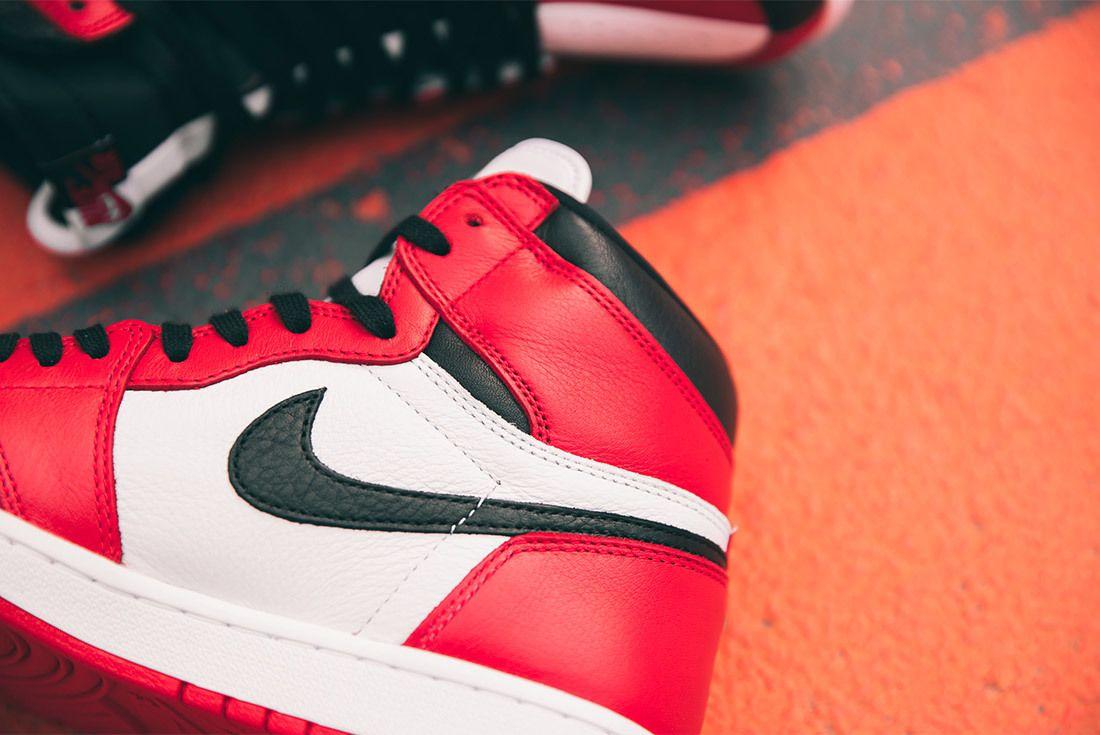 Nike Air Jordan 1 Homage To Home 46