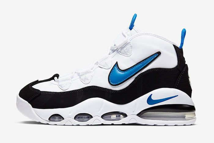 Nike Air Max Uptempo 95 Orlando Magic Ck0892 103 Lateral