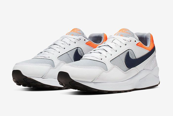 Nike Air Pegasus 92 Lite Total Orange Ci9138 101 Front Angle