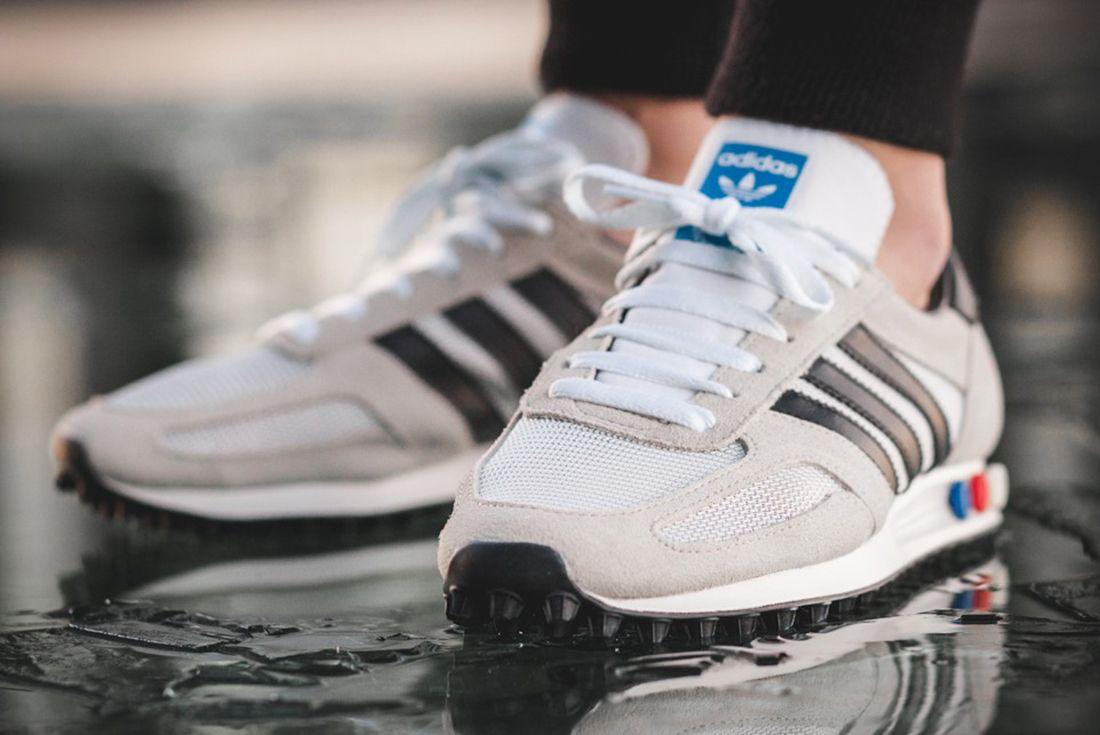 Adidas La Trainer Vintage White2