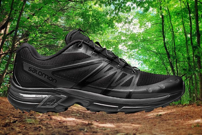 Salomon Xt Wings 2 Adv Black Lateral