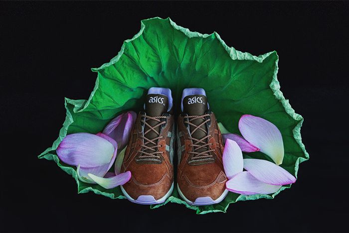 Mita Sneakers X Asics Gt Cool Xpress Lotus Pond 1