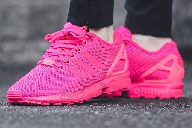 Adidas Zx Flux Hot Pink3 640X4271
