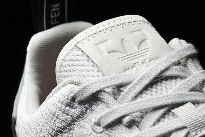 Adidas Nmd R2 Triple White 5