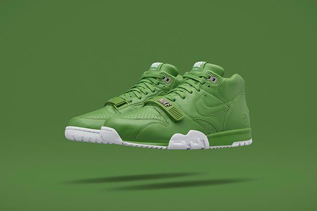 Nike Court Air Trainer 1 X Fragment 3