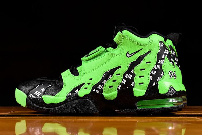 Nike Air Diamond Turf Green Sneaker Freaker