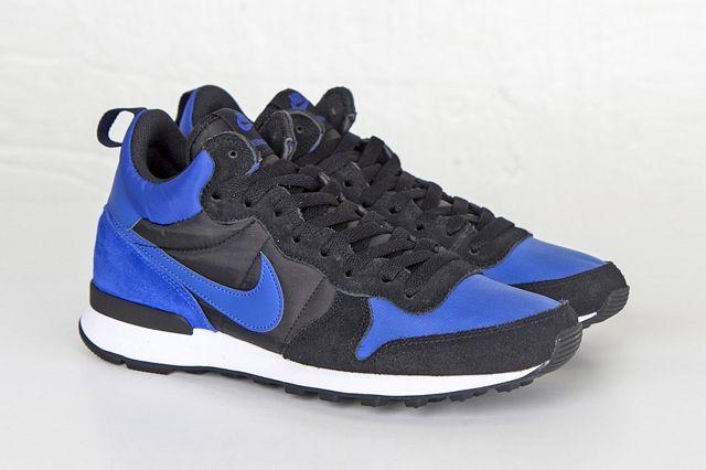 Nike Internationalist Mid Royal 3