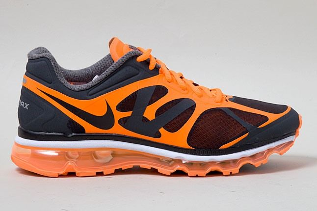 Nike Air Max 2012 Orange Black 1 1