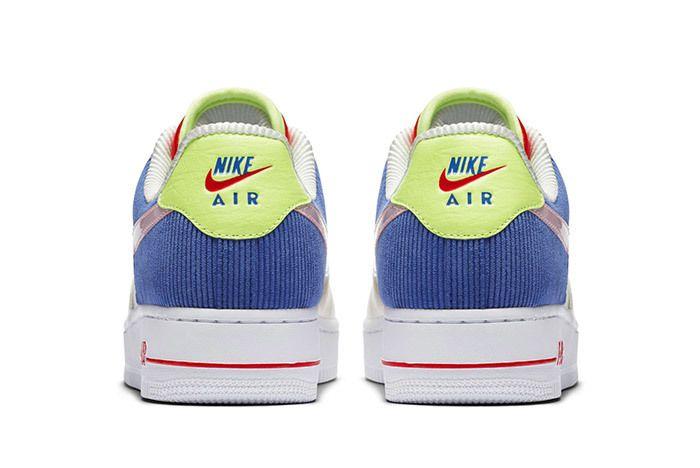 Nike Colour Pack Air Force 1 1